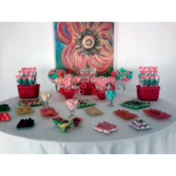 Candy Bar 70 personas