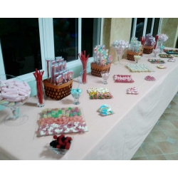 Candy Bar 100-120 personas
