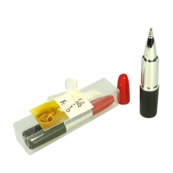 Pintalabios de Bolígrafo (rojo)