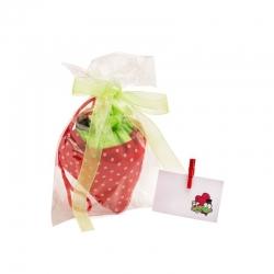 Bolsa Plegable en Forma de Fruta