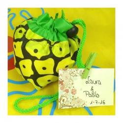 Bolsas Plegables Frutas