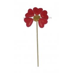 Brocheta Flor